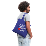 Best Gammy Ever Tote Bag (CK4003D) - royal blue