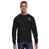 Paytyn ER Men's Premium Long Sleeve T-Shirt - black