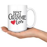 Best Grammie Ever 15 oz White Coffee Mug