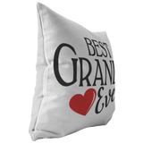 Best Grandpa Ever Throw Pillow