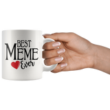 Best Meme Ever 11 oz White Coffee Mug