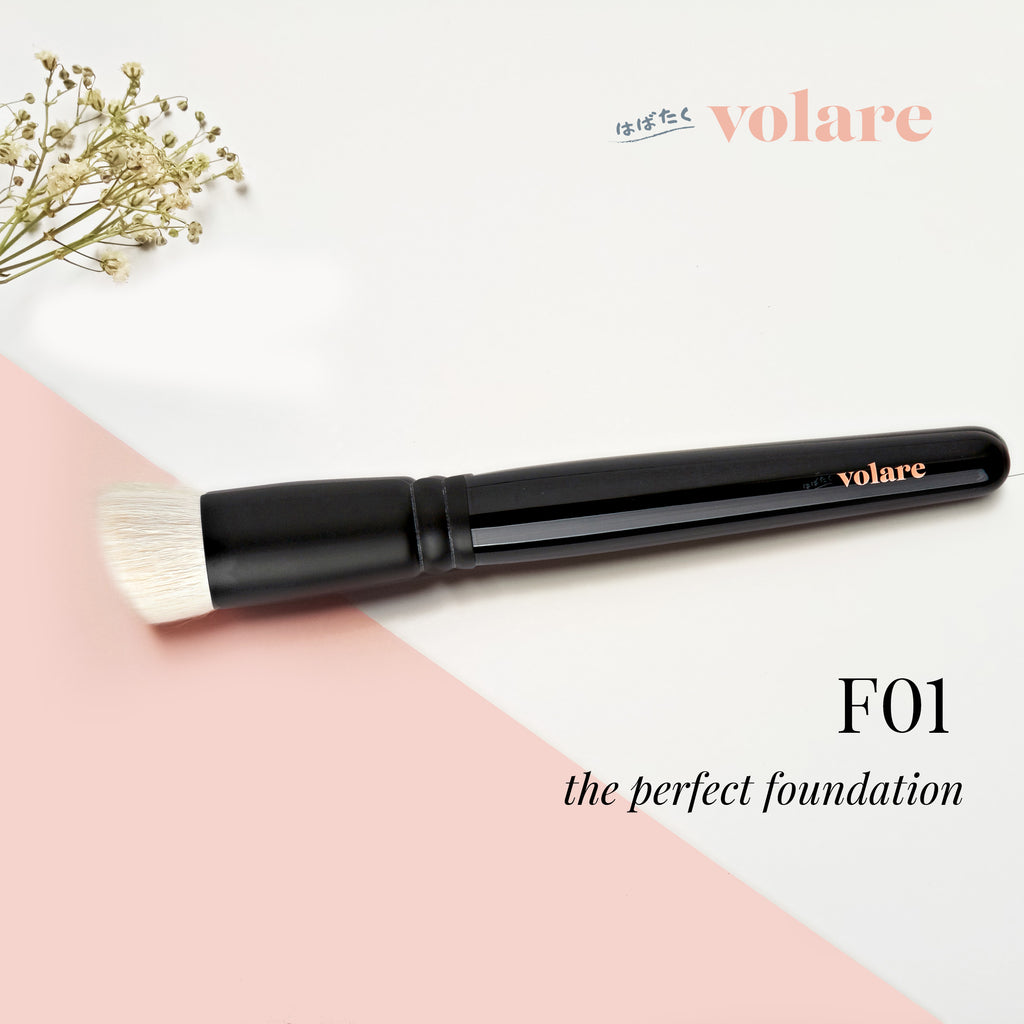 Volare F01 Foundation Brush