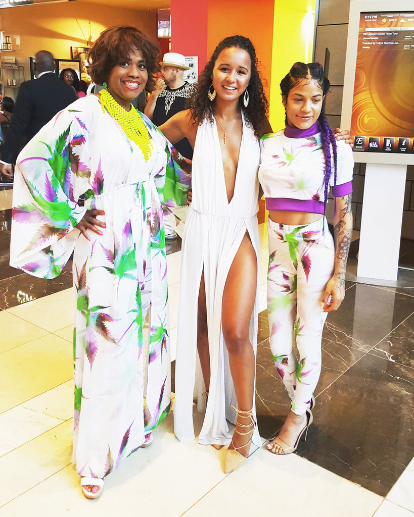 Mary Jane Runway does BET Awards Show!