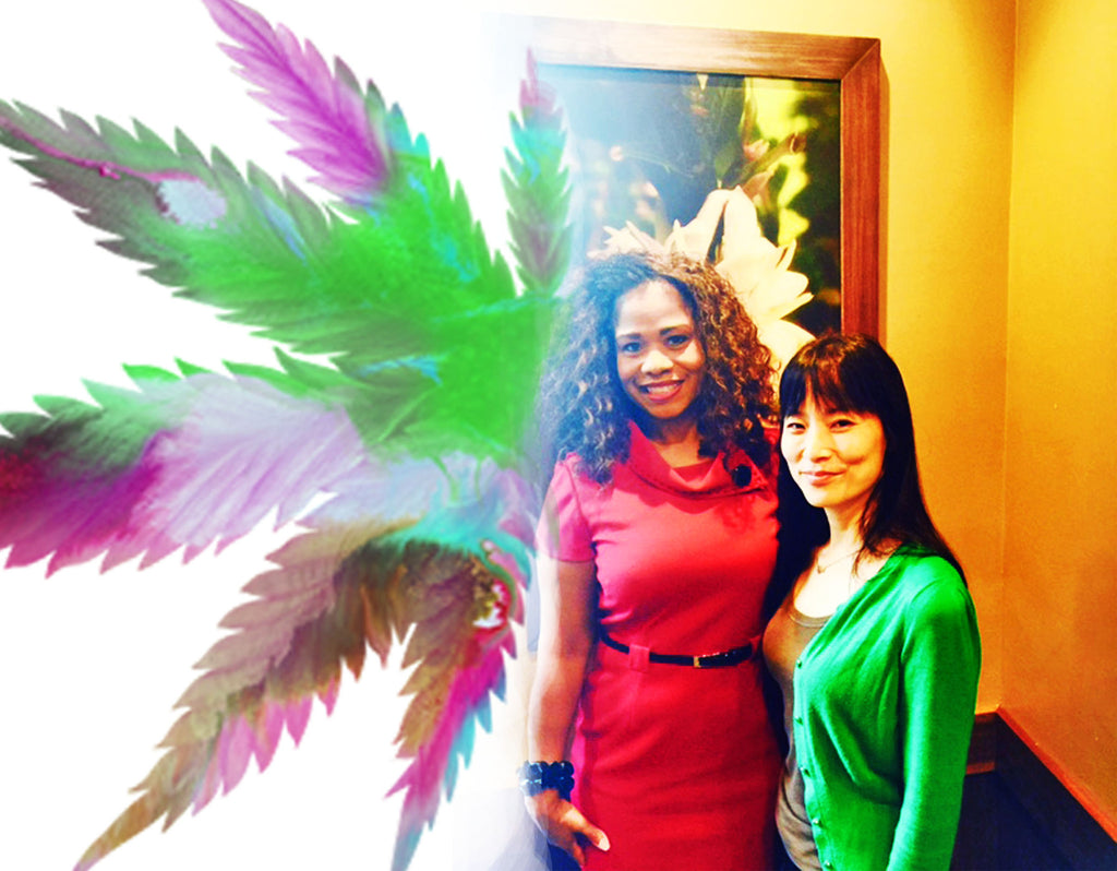 Marijuana the New Face in Fashion!