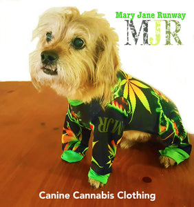 Cannabis Canine Clothing