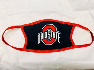 Face Mask Ohio State Buckeyes