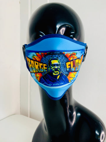 George Floyd Face Mask