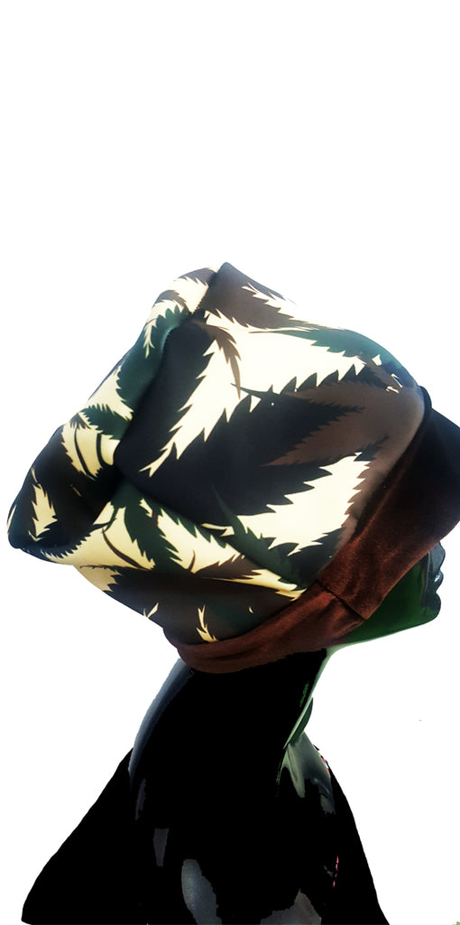 Mary Jane Runway Cannabis Hat