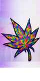 Mary Jane Runway Marijuana Leaf