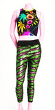 Mary Jane Runway Marijuana Leggings