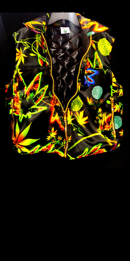 Mary Jane Runway Cannabis Vest