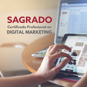 Certificado Profesional en Digital Marketing