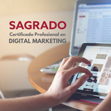Cuota Solicitud: Certificado Profesional en DIGITAL MARKETING