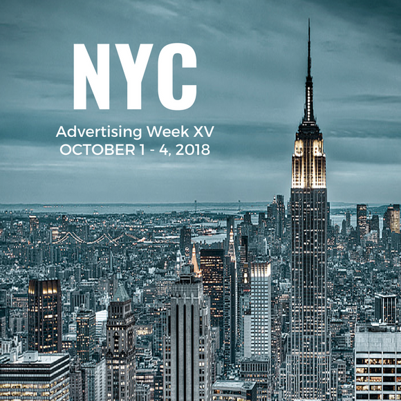 CREATIVIDAD, DISRUPCIÓN E INNOVACIÓN (¡CURSO VIAJANDO A ADVERTISING WEEK NEW YORK!)*