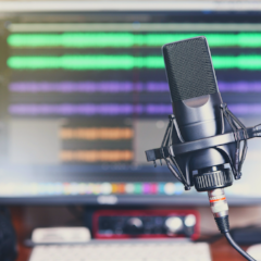 Multimedios Digitales (live video, podcasting y video) - Abril 2019