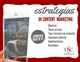 Estrategias de Content Marketing