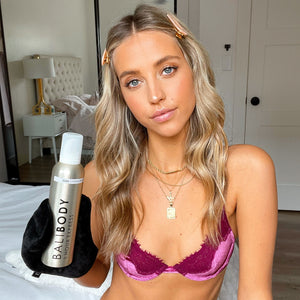1 Hour Express Self Tan Routine