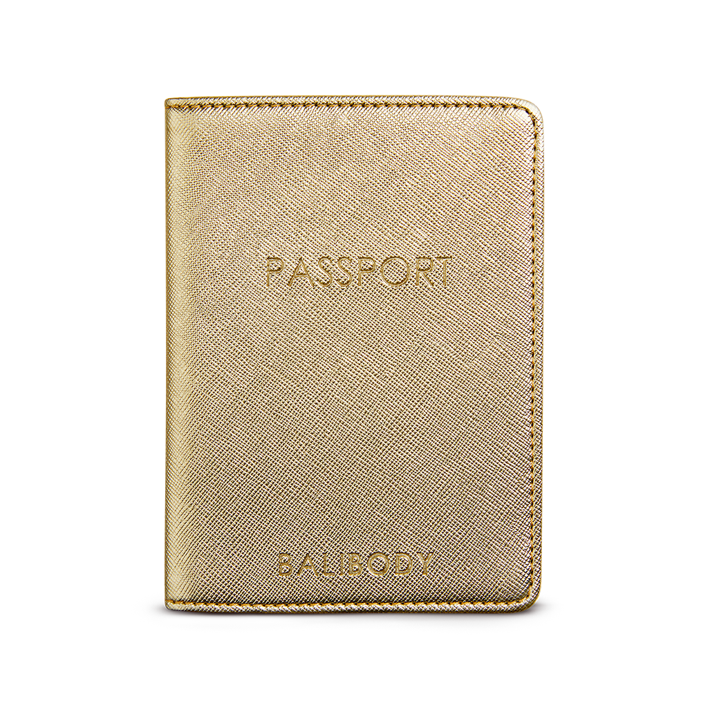 Bali Body Passport Holder