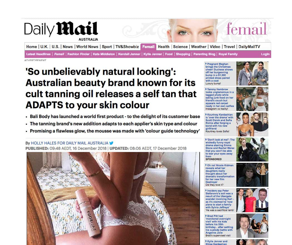 This Tan Might Break The Internet – Bali Body CA