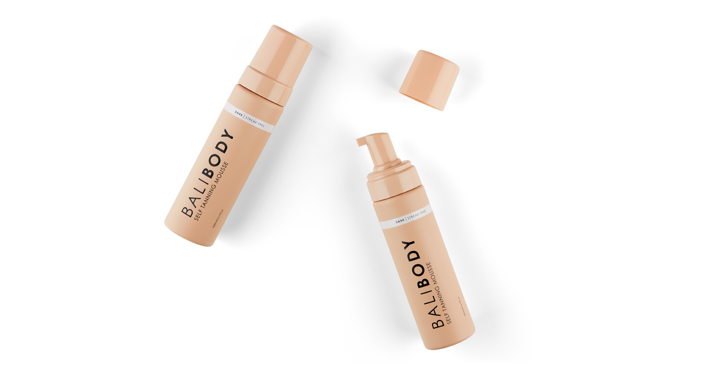 Bali Body Self Tanning Mousse