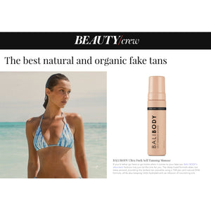 The Best Natural & Organic Fake Tans