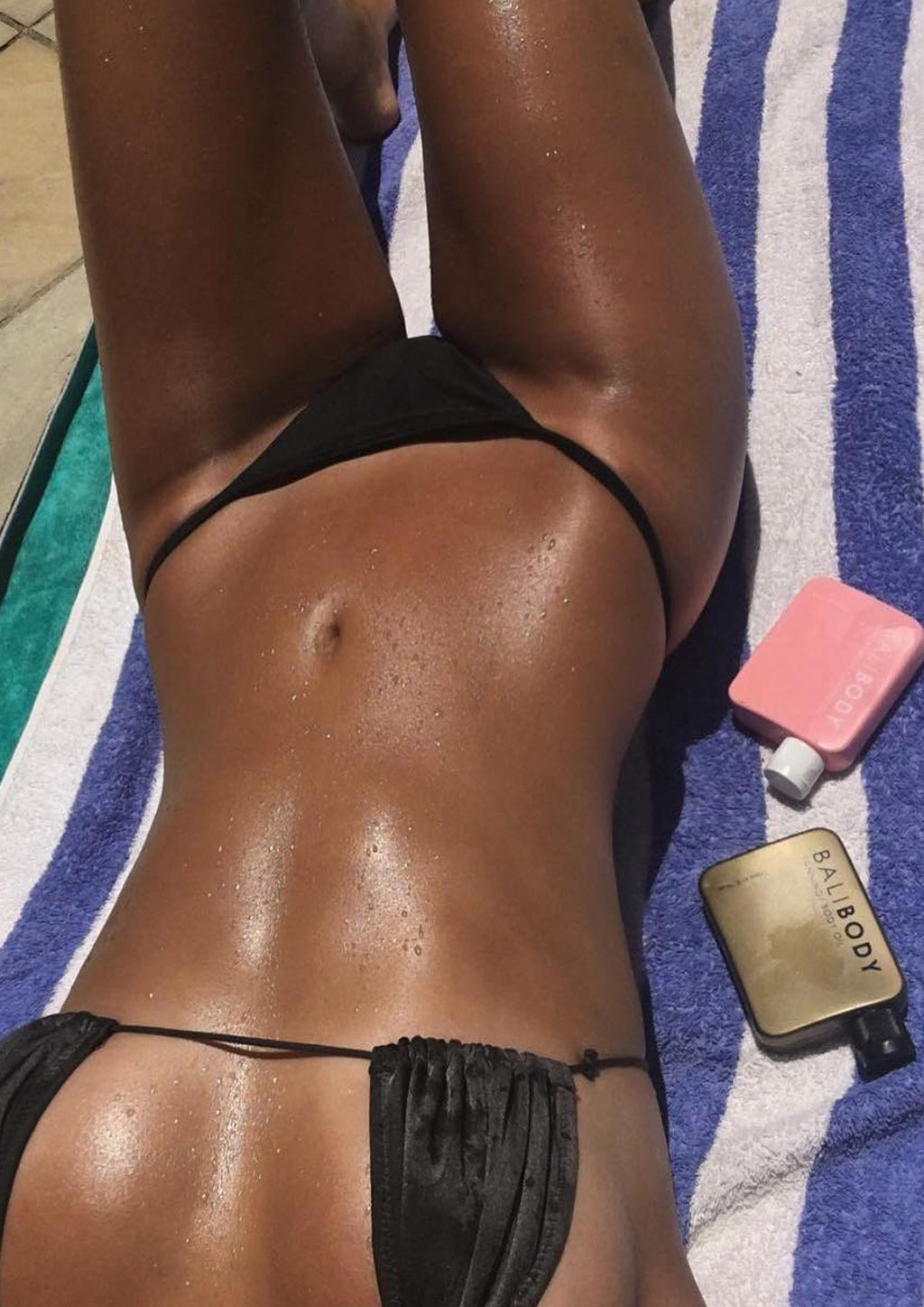 Natural Tanning and Body Oil