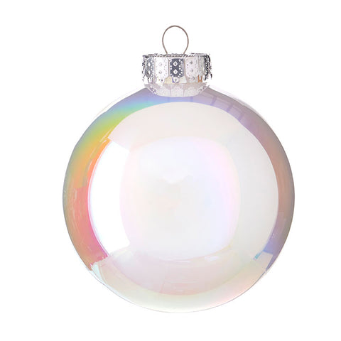 "Ornament - 4"" Pearl Ball"
