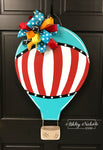 Hot Air Balloon Door Hanger
