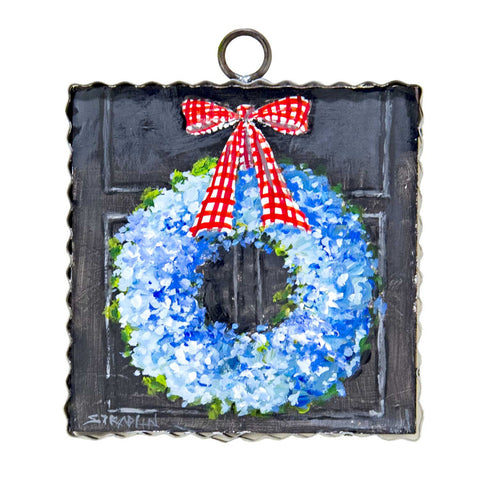 All American Wreath Charm Attachment