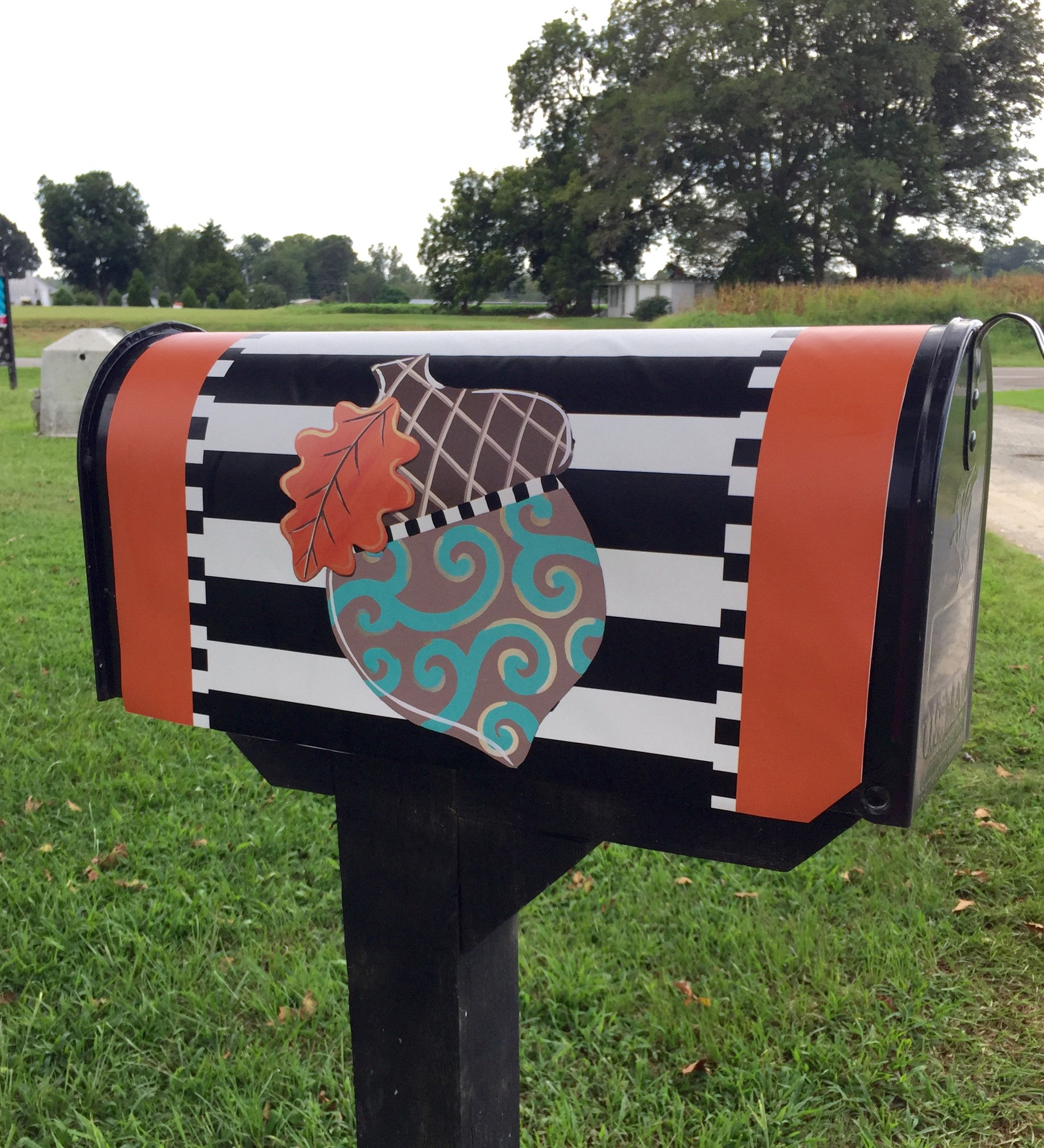 Magnetic Mailbox Covers