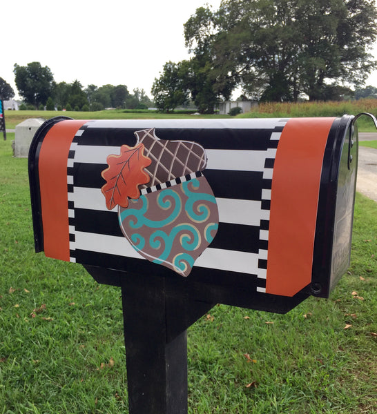 Acorn Magnetic Mailbox Cover