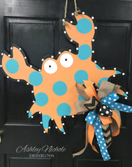 Crab Door Hanger
