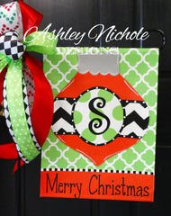 Ornament - Personalized Garden Vinyl Flag