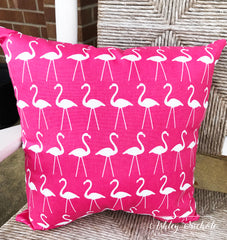 "18"" Outdoor Flamingo Candy Pink"