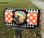 Turkey - Thanksgiving Magnetic Mailbox Cover
