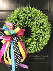 "24"" Eucalyptus Wreath"