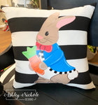 "18"" Custom-Peter Rabbit Pillow"