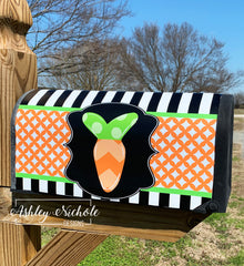 Carrot - Mailbox Cover