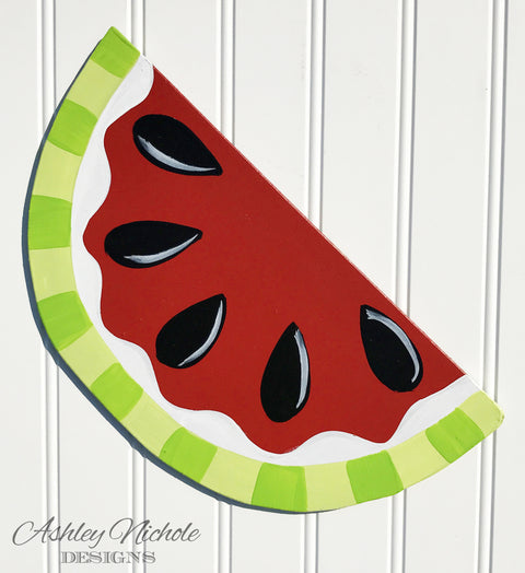Red Watermelon Attachment
