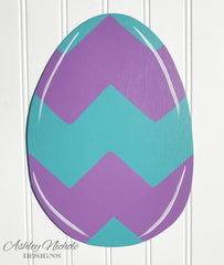 Egg-Turquoise-Purple Attachment