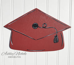 Graduation Cap Attachment