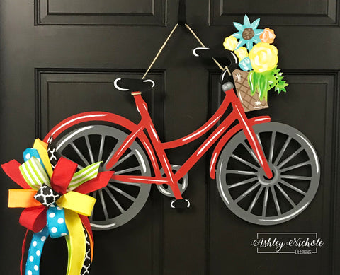 Bicycle Door Hanger