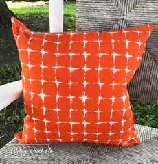 "18"" Outdoor Pillow-Neptune Marmalade"