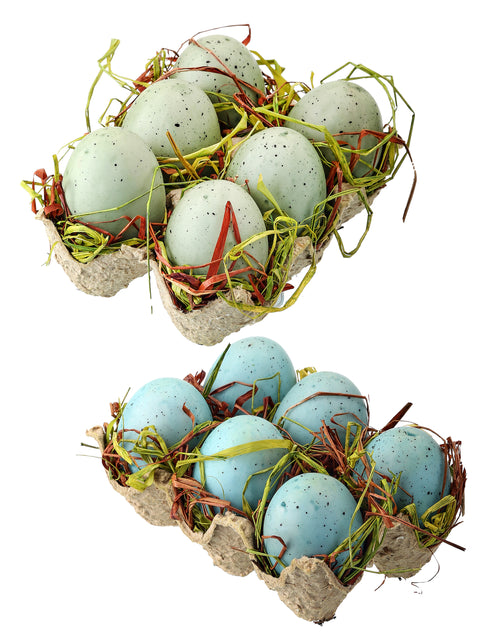 """Natural"" Looking Egg Crate - Choice of 2 colors"