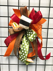 Fall-Bow - Medium Streamer - Elegant Fall