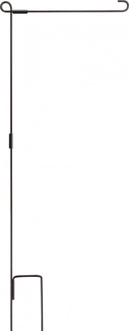 Garden Flag Holder Pole (3-piece collapsible)