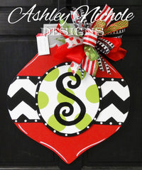 Ornament - Personalized - Door Hanger