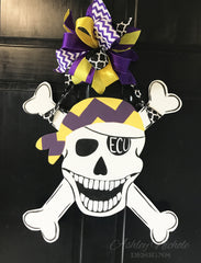Pirate Door Hanger