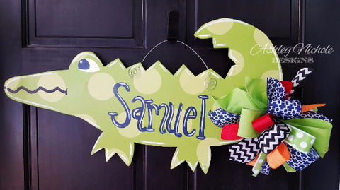 Alligator Door Hanger