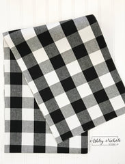 Buffalo Check Table Runners - Multiple Colors